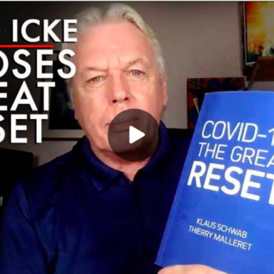 David Icke Exposes The Great Reset With Alex Jones