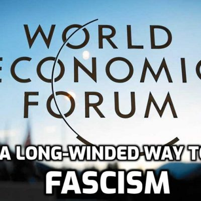 Cult-owned World Economic Forum deletes tweet saying that lockdowns are 'quietly improving cities,' after barrage of ridicule. They think we're all stupid and they are bewildered when they see that we aren't. What are we doing letting these idiots control our lives?