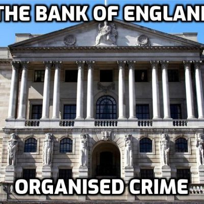 Cult-owned Bank of England told to find out where 'missing' £50bn in cash is 'stashed'