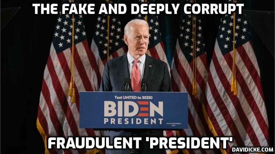 Trump's address on election fraud. I am no Trump supporter – and most certainly not of Biden – but this election result is the most blatant fraud you could ever see. If Biden gets in the White House you have been scammed America on a monumental scale