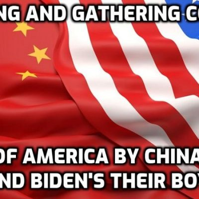 Chinese academic: 'We have long had our people at the top in America' - EXACTLY and it explains so much including current events