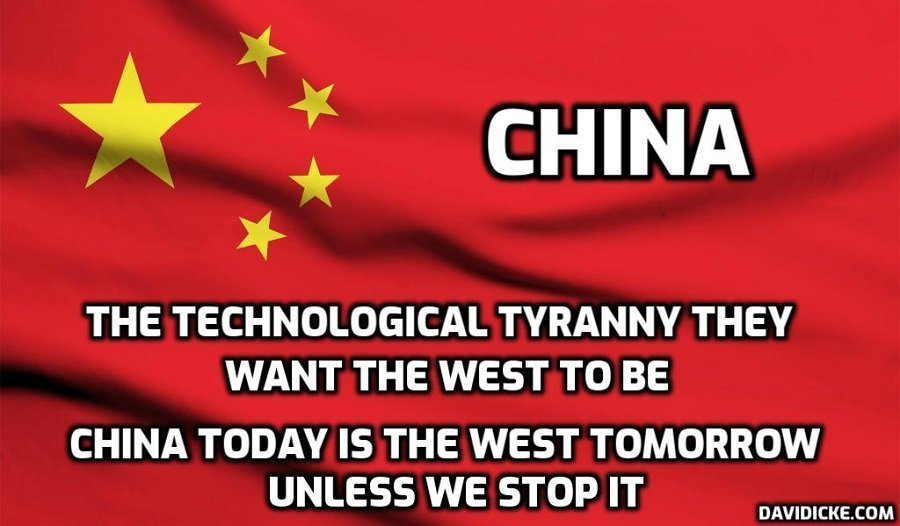 China (The Cult) Inches Closer To World Domination – David Icke