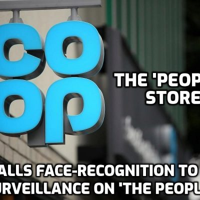 Co-op Quietly Installed Biometric Facial Recognition Cameras at UK Grocery Stores