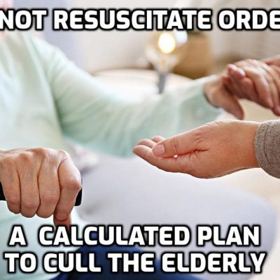 The Cult's mass murder of the elderly: Four pensioners who live life to the full were still given 'Do Not Resuscitate' orders. But now they are fighting back ...