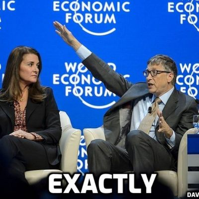 Cult-owned World Economic Forum: There's no vaccine for the infodemic - so how can we combat the virus of misinformation? Well, you could stop lying to us - that would be a start