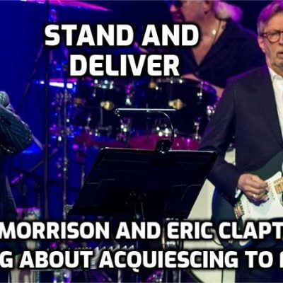 Eric Clapton refuses to play venues that require proof of vaccination