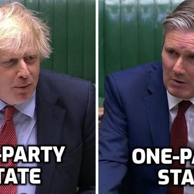 Labour DOOMED: @Spineless Wimp Keir Starmer UTTERLY Useless & Throws Britain Under The Bus Over Tiers - 'I think you may be the most chicken-livered shit I've ever come across in politics.' Front man for the Cult just like Johnson