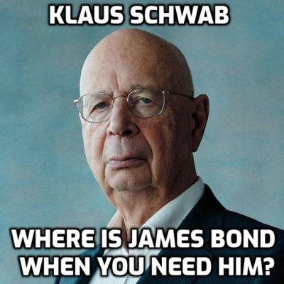 Klaus Schwab`s Own Words