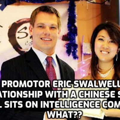 Chinese spy infiltrated the Democratic Party, had sexual relations with officials and Congressman Eric 'Russia hoax promotor' Swalwell from the House Intelligence Committee, and helped to fund and promote his political career. Swalwell is a staunch defender of China. Hmmm ...