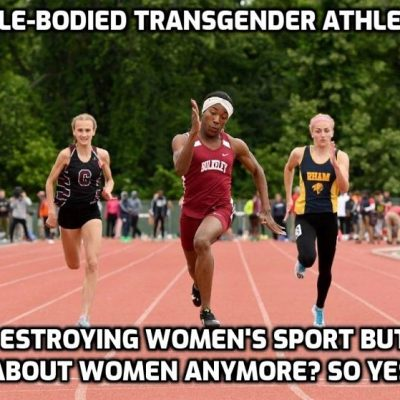 Tulsi Gabbard Introduces Bill That Would Ban Trans Women and Girls from Female Sports