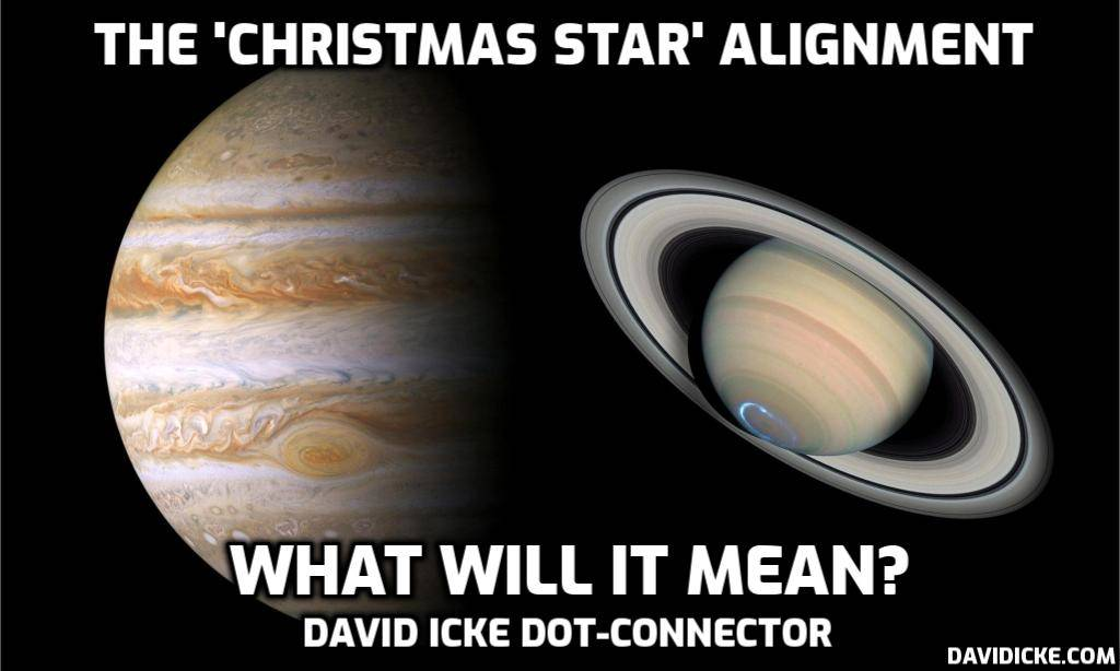 The 'Christmas Star' Alignment - What Will It Mean? - David Icke Dot-Connector Videocast - Please Share
