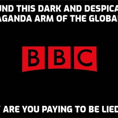 BBC's 'anti-bias' boss: Senior executive is paid £330,000 a year to monitor whether the Corporation is impartial when anyone with a brain cell knows that it is systematically advancing a blatant agenda through lies and omission. They are laughing at us