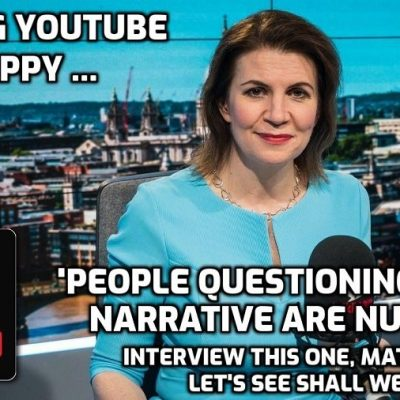 Julia Hartley-Brewer: 'Freedom of speech is so fundamental to a democracy' (So why am I banned from your Murdoch-owned TalkRadio??)