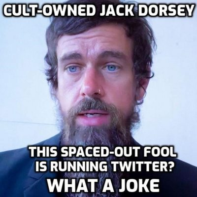 REVEALED: Twitter CEO Jack Dorsey banned Trump while on vacation in French Polynesia sending the president 'ballistic' as he furiously tweeted through other accounts