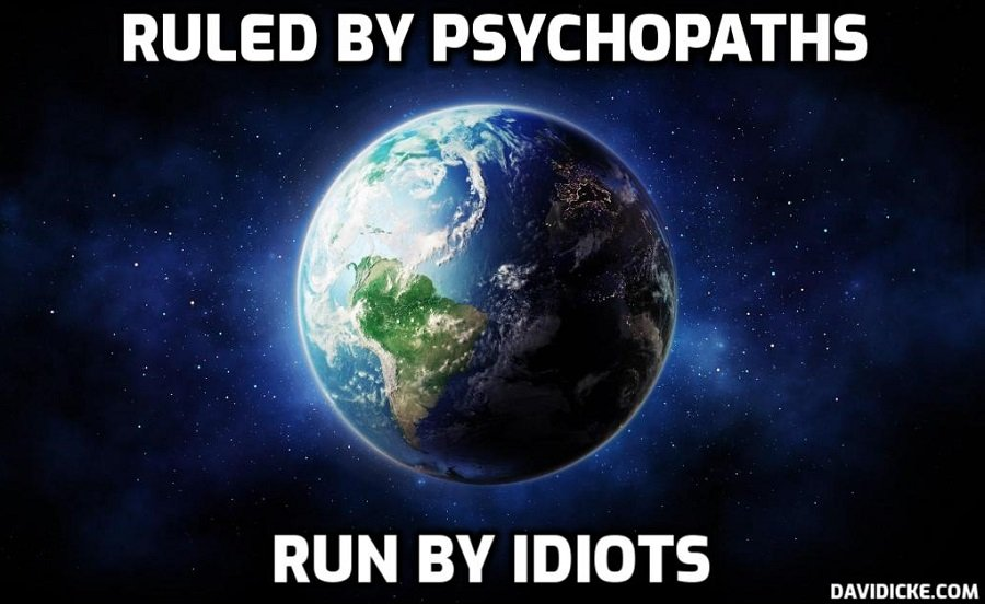 How the Government Keeps Experimenting on Its Citizens – David Icke