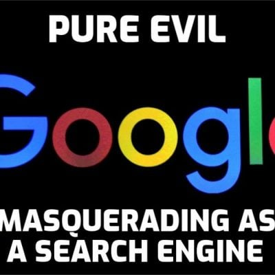 Fascist Cult front Google suspends Parler from app store in effort to destroy free speech social media platform