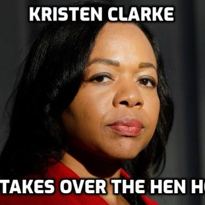 Biden nominates racist Woke extremist to the 'Justice' Department to run 'civil rights' that she doesn't believe in