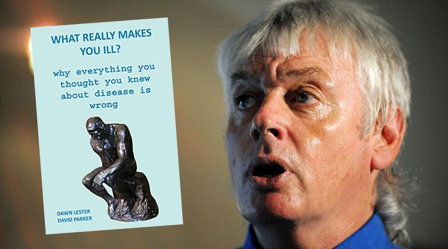 There is no evidence that any virus causes any disease - David Icke talks to Dawn Lester, co-author of 'What really makes you ill'