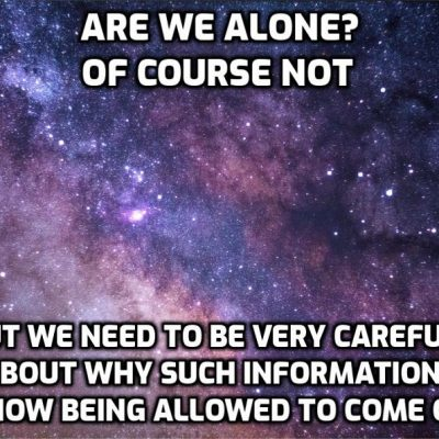 Steven Greer: The Biggest UFO Secret of All Is About To Come Crashing Down [If it is it's because the Cult wants it to happen - let's not be naïve here - David Icke]