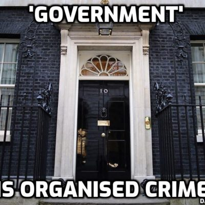 Criminal government to press ahead with £800m expansion of dormant assets scheme - literally stealing your money and assets if you don't use them
