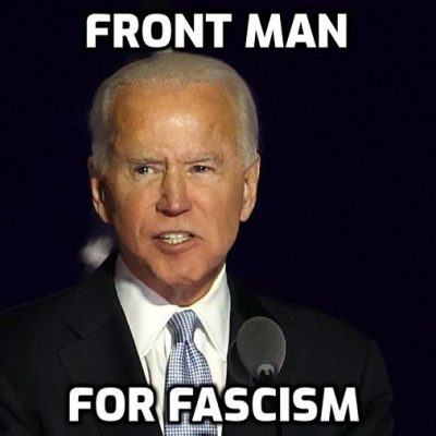 Führer Biden's DHS: Military Occupation Around Government Buildings Must Continue And Americans Should Snitch On Their Neighbours