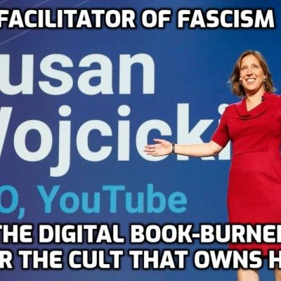 Fascist YouTube cancel mainstream TalkRadio's channel over criticism of lockdown - ironic given that I am banned by YouTube AND TalkRadio. Are you getting it yet TalkRadio - give me a call if you really want to know what's happening and have the guts