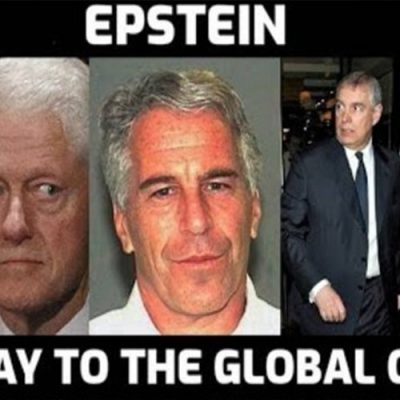 Never-Before-Seen Photos Show Bill Clinton Greeting Sex Offender Jeffrey Epstein in White House