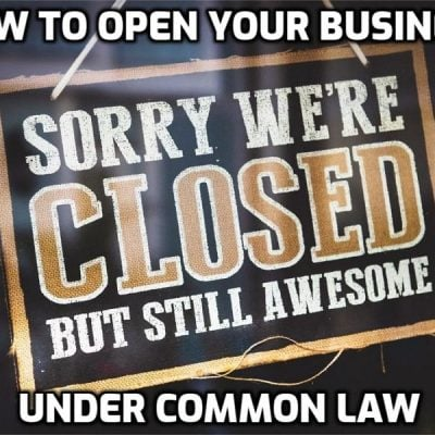 Common Law Court's John Smith talks with David Icke about how businesses can reopen under common law and overcome the fascist impositions of the state