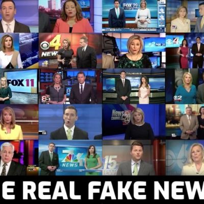 The shocking level of disinformation circulated by the mainstream media while it goes on and on about the need to censor disinformation