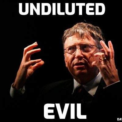 Cult-Owned Psychopath Bill Gates Calls For 'Global Alert System' Ahead Of 'Next Pandemic' which he knows the Cult he serves is planning