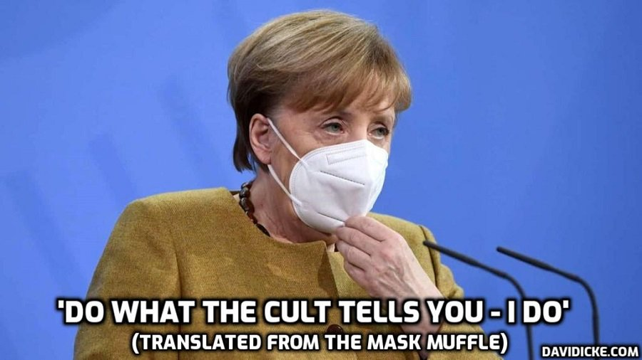 Back into quarantine? German government plans new harsh 'Covid-19' restrictions in draft law – David Icke