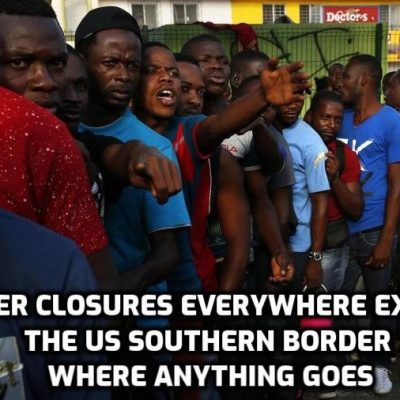 The US Border Disaster Is Long Planned - David Icke