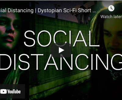 Social distancing - literally driving humans apart and destroying essential human interaction