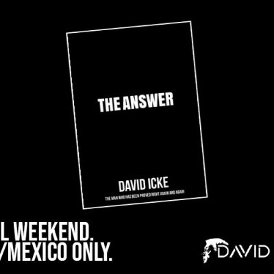 The Answer - Only $20 All Weekend - America Only