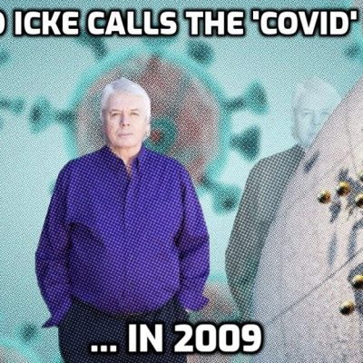 David Icke predicting the 'Covid' hoax in detail in 2009 - but there's no conspiracy. Zzzzzzzz