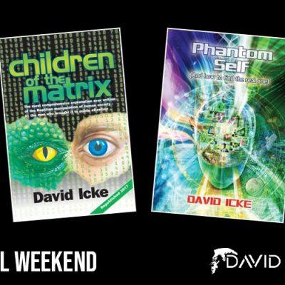 Children Of The Matrix & Phantom Self - 25% Off All Weekend