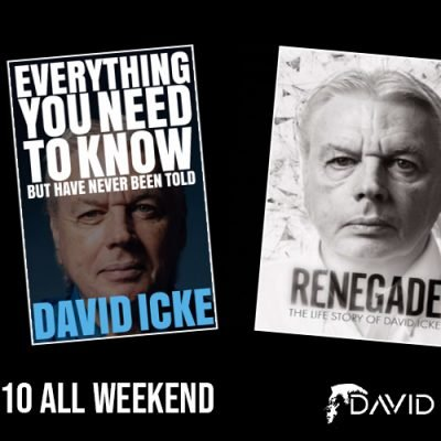 Renegade & Everything You Need To Know But Have Never Been Told - Only £10 Each All Weekend