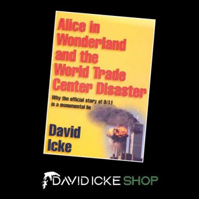 Alice In Wonderland & The World Trade Centre Disaster - Now Available As Print On Demand