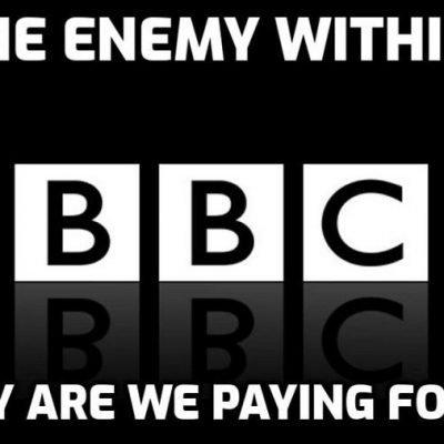 Johnson Gives Cult-Owned BBC £8 Million To Stop 'Misinformation' (silence the truth) - if you want to stop 'misinformation' defund the BBC