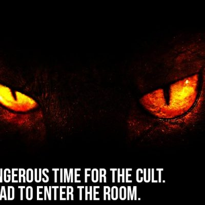 This Is A Dangerous Time For The Cult - They Have Had To Enter The Room - David Icke