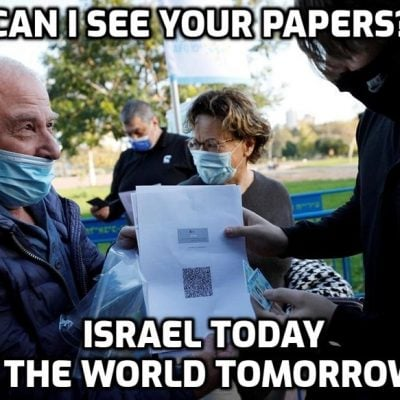 Children's safety comes first - no - controlling the kids comes first: Israeli court defends right of school to bar unvaccinated, untested staff