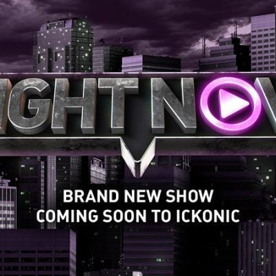 'Right Now' With Gareth Icke Launches Tonight On Ickonic