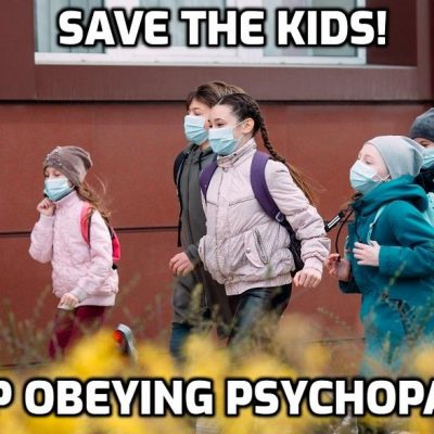 'MASK APARTHEID' - Parents furious as schoolkids told if they don't wear masks they'll have to sit at back of class