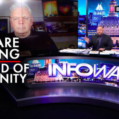 We Are Facing The End Of Humanity - David Icke Talks To Alex Jones