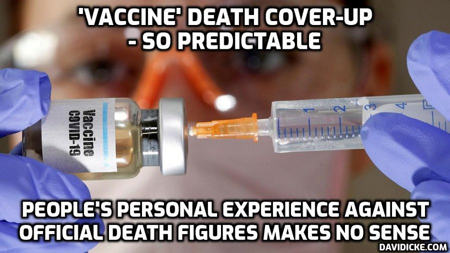We can't ignore the link between the 'Covid vaccine' roll-out and rising 'Covid' deaths any longer, India is one coincidence too far