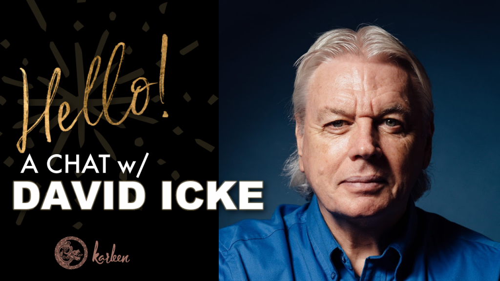 David Icke Talks To Karleen Love In Mexico About The Global Hoax Being Played On Humanity