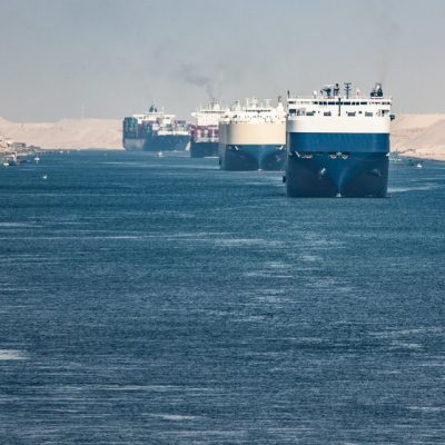 Suez Canal Blockage Could Be Used By Israel/UAE To Justify Their New Trade Route