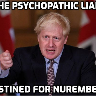 Shocking liar Johnson: 'Lockdowns caused cases and deaths to fall not vaccines.' They fell because the amplification of the PCR test was reduced in January on the order of the World Health Organization which meant fewer (false) positives and fake 'cases' which become 'deaths' on the death certificate no matter what the real cause. This psychopathic liar is just preparing you for lockdown after lockdown into the future in line with the Cult script by saying they work when it's all a scam