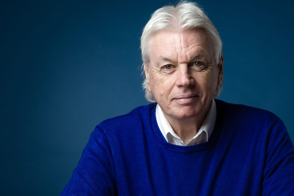 Messages From The Underground - David Icke Talks To Paul Seils