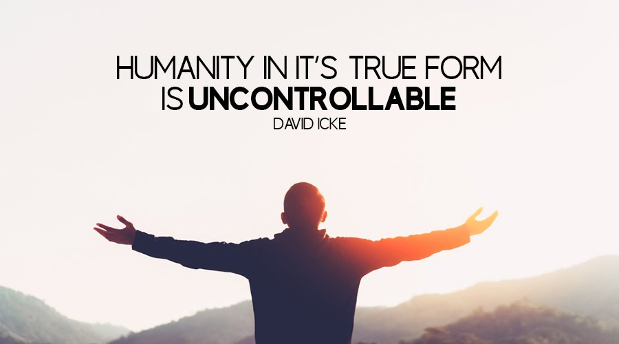 Humanity In It's True Form Is Unstoppable - David Icke